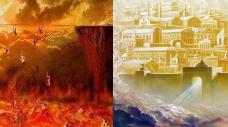 sorga dan neraka